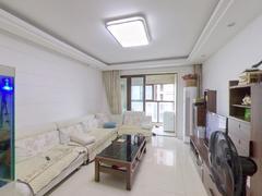 中海国际社区七区 精装两房 满五年 近星塘街地铁站二手房效果图