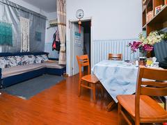 世茂广场 1室1厅1厨1卫 57.0m² 精致装修二手房效果图