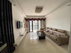 中信左岸 3室2厅1厨1卫 93.09m² 整租租房效果图