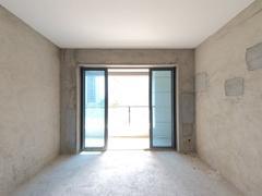 西江悦府 毛坯 3室2厅 自由装修二手房效果图