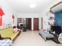 加拿大花园 2室2厅1厨1卫 74.23m² 精装修二手房效果图