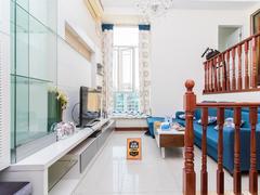 金色都汇 金色都汇,懋金色都汇豪华装修2室2厅1厨1卫租房效果图