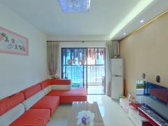 中珠上郡一期 2室2厅79m²精装修二手房效果图