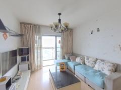 东方明珠城 2室2厅70.37m²整租租房效果图