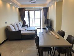 华润城润府 3室2厅0厨2卫 88.33m² 整租租房效果图