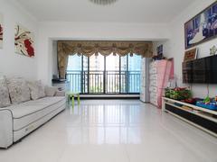 中珠上郡一期 3室2厅91.52m²精装修二手房效果图