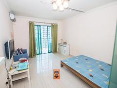 鸿翔花园 1室0厅1厨1卫 44.59m² 精致装修二手房效果图