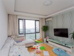 首开悦澜湾 2室2厅0厨1卫 89.86m² 精致装修二手房效果图