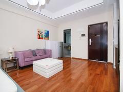 万达广场 1室0厅0厨0卫 45.56m² 整租租房效果图