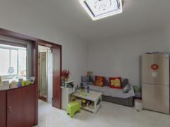 鹏益花园 2室1厅60.6m²满五年二手房效果图