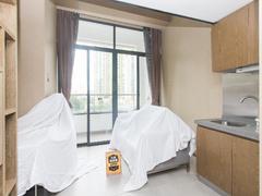 怡泰大厦 酒店式公寓 精致装修 直接拎包入住二手房效果图