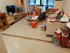 中海塞纳时光 3室2厅84m²整租租房效果图