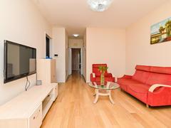 朗诗国际 2室2厅1厨1卫 89.0m² 普通装修二手房效果图