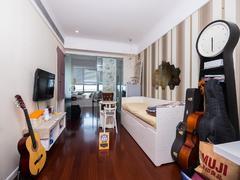 中信红树湾 1室1厅53.07m²整租租房效果图