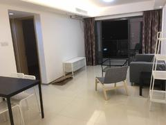 栖游家园 2室2厅72m²整租租房效果图