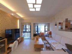 中海康城国际 3室2厅89m²整租租房效果图