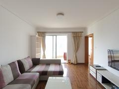 漾日湾畔 整高楼层精装修3室2厅98m²租房效果图