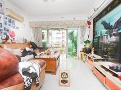 布吉阳光花园  户型方正,使用面积大,客厅出阳台,拎包入住租房效果图