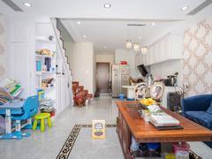 中信红树湾 3室2厅153.92m²整租租房效果图