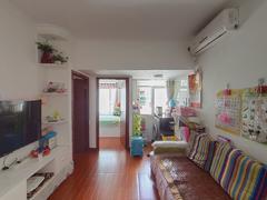 旭飞华达园一期 改好两房,精装修的格局,带阳台,70年产权红本住宅二手房效果图