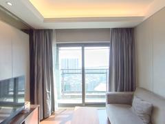 京基滨河时代广场 大三房 钥匙看房 干净整洁 全齐拎包入住租房效果图