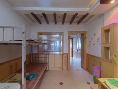 建国南苑 河坊街美食一条街旁 2室1厅53.87m²整租租房效果图
