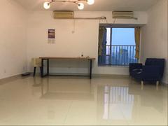 现代城华庭 3室2厅125.79m²整租南山区中间位置租房效果图