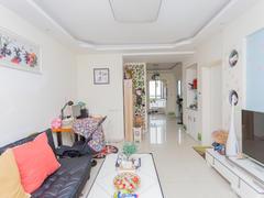 阿卡迪亚五区 2室2厅1厨1卫 89.0m² 精致装修二手房效果图