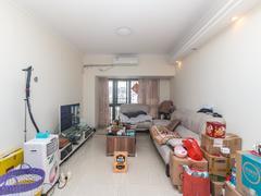 中海塞纳时光 2室2厅76.02m²整租租房效果图