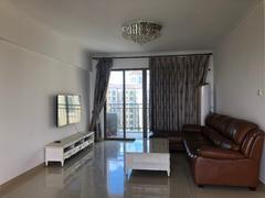 龙光城南区二期 3室2厅0厨2卫 99.03m² 精致装修租房效果图