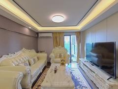 玖悦 5号线灵芝站 3室2厅104m²精装修二手房效果图