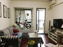 宝能太古城花园南区 精装3室2厅 家私家电齐全租房效果图
