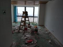 六和城 益田假日广场楼上精装修1室0厅49.57m²整租租房效果图