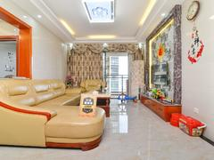 海航城 4室2厅87.72m²精装修二手房效果图