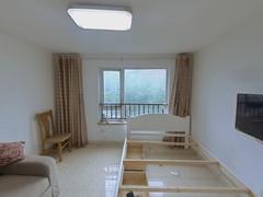 保利湾天地 2室2厅47.41m²整租租房效果图