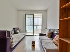 滨湖世纪城春融苑 2室2厅1厨1卫 80.89m² 满五唯二手房效果图