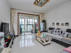东苑雅居 2室2厅1厨1卫 95.49m² 精致装修二手房效果图