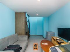 怡泰大厦 1室1厅38.7m²整租租房效果图