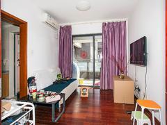 宝能太古城花园南区 1+1室1厅46.83m²整租租房效果图