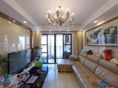 远洋新干线一期 3室2厅86.95m²精装修,户型方正,交通便利二手房效果图