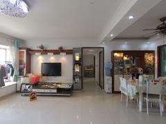 现代城华庭 3室2厅105.05m²整租租房效果图