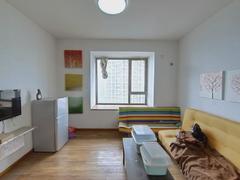 世茂江滨花园瑞景湾 南北通透3室1厅1厨1卫89m²普通装修二手房效果图