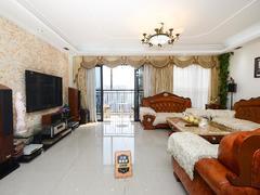 英郡年华花园 5室2厅1厨2卫180.0m²带超大空中花园二手房效果图
