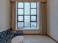 华发世纪城三期 中空小复式 高层 采光好租房效果图