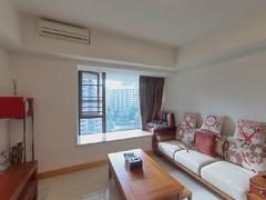 华发世纪城二期 2室2厅93.4m²整租租房效果图