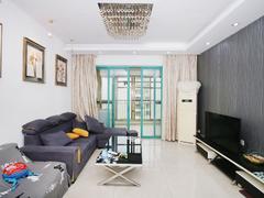 凤山水岸花园 3室2厅1厨2卫 118.0m² 精致装修二手房效果图