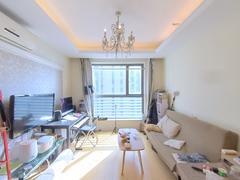 世茂广场 1室1厅1厨1卫 67.05m² 精致装修二手房效果图