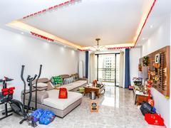 海航城 精装大五房业主诚心出售,看房方便,配套成熟二手房效果图