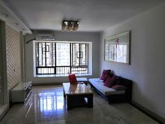 中海塞纳时光 3室2厅116.7m² 业主诚心出租 看房方便租房效果图