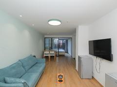 前海铂寓 2室1厅55m²整租租房效果图